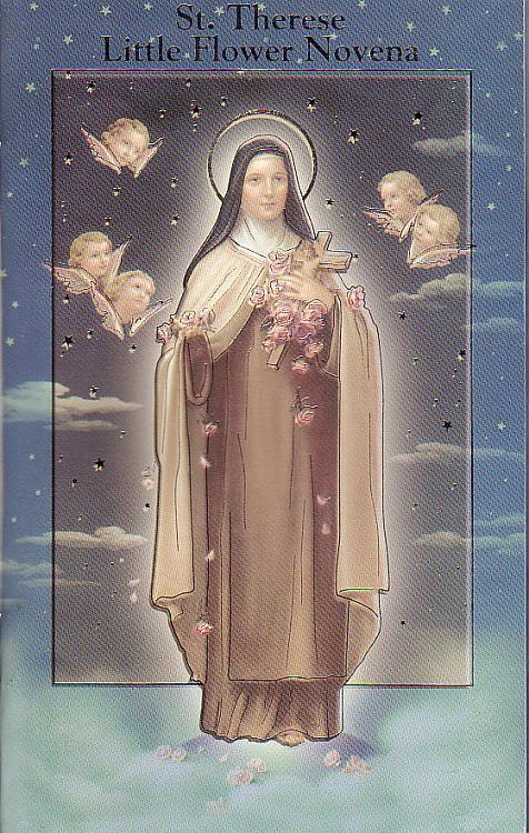 St theresa novena prayer